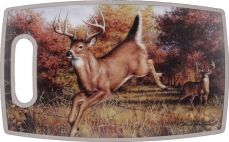 Кухонная доска Riversedge Rectangular PP Deer Cut Board