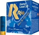 Патрон RIO Game Load-32 NEW кал. 12/70 дробь №0000 (5 мм) навеска 32 г