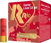 Патрон RIO Game Load C16 FW NEW 16/70 (00) 28g,